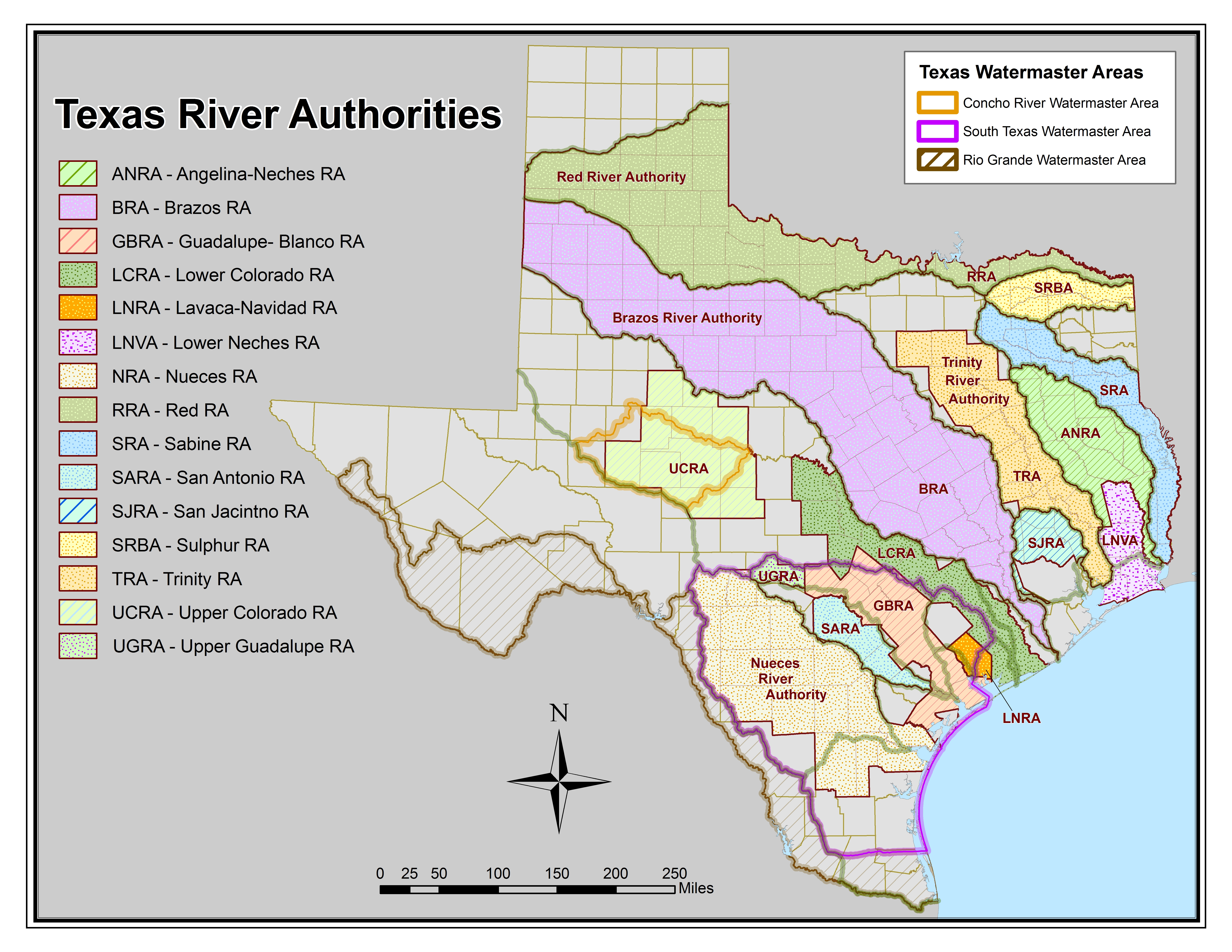 Texas Watershed Map My Blog - Texas map rivers