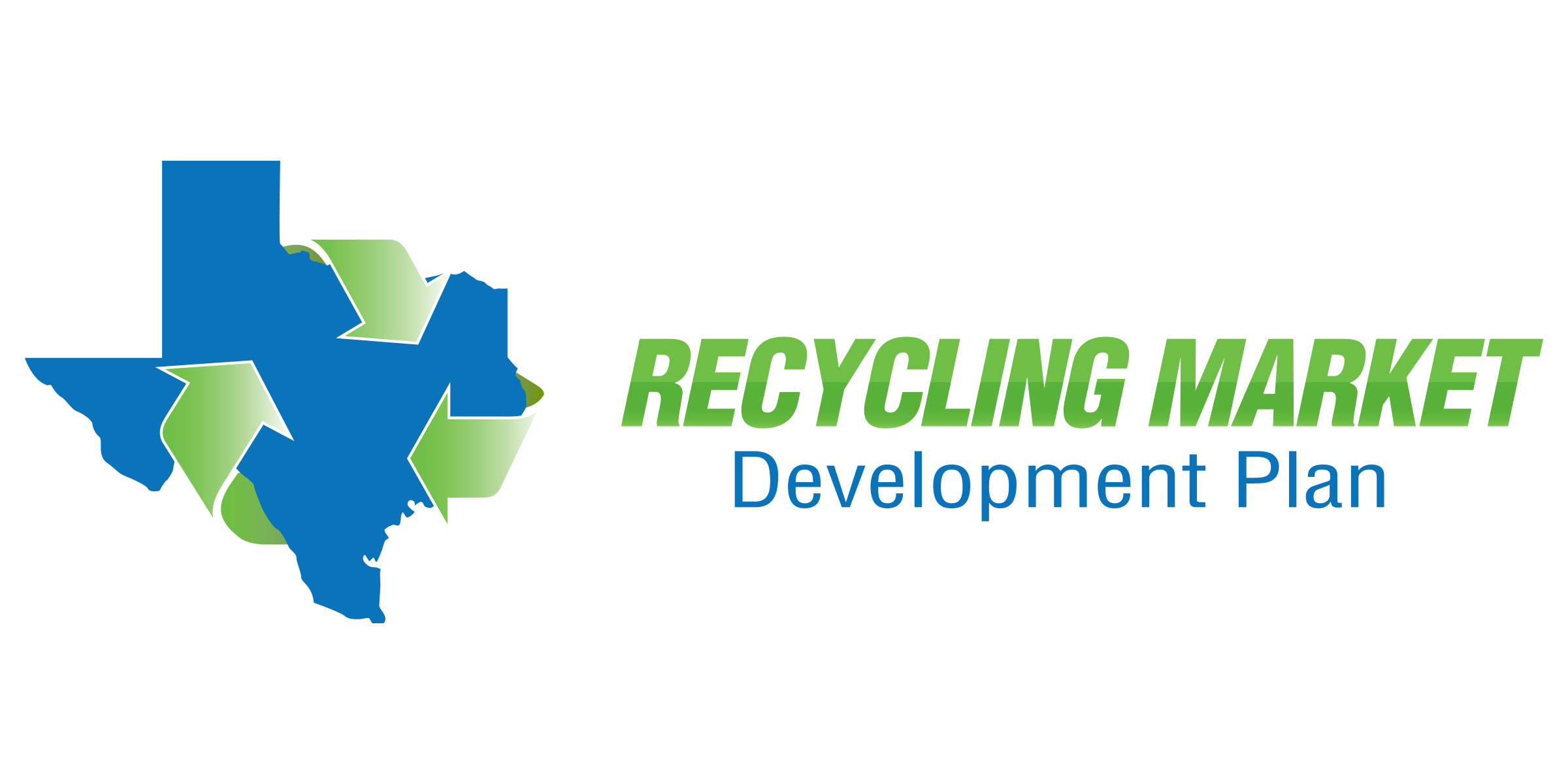 Recycling Market Development Plan Logo