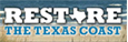 RESTORE the Texas Coast logo