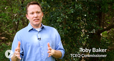 TCEQ Commissioner Toby Baker