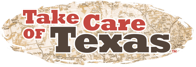 Take Care of Texas logo