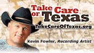 Kevin Fowler and Take Care of Texas