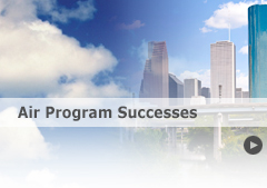 See the latest air quality program successes.