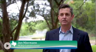 TCEQ Commissioner Jon Niermann