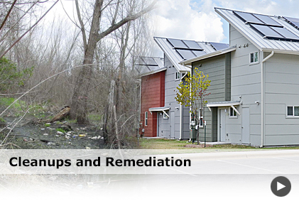 Cleanups and Remediation