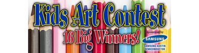 2018 Kids K-5 Art Contest