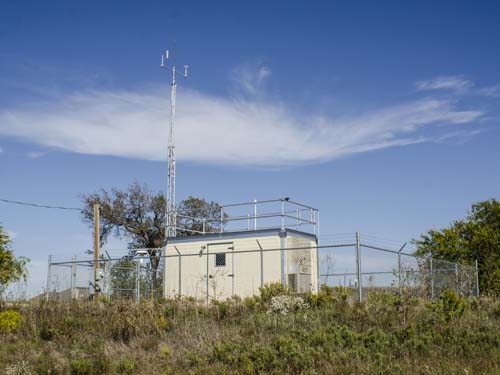Dish Airfield site picture
