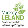 Mickey Leland Environmental Internship Program Logo