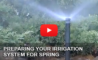 Video: Preparing Your Irrigation System for Spring