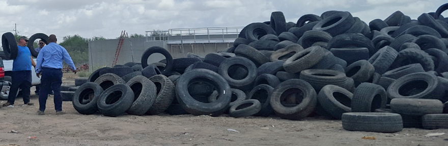 Scrap and used tires find new life - TCEQ - www tceq texas gov