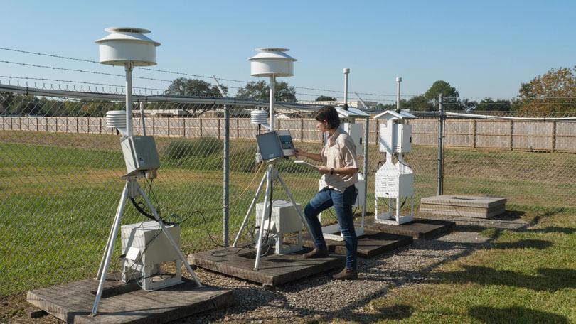 Air Pollutant Defense System
