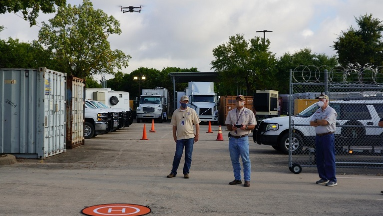 Unmanned Aerial Systems Program Takes Flight