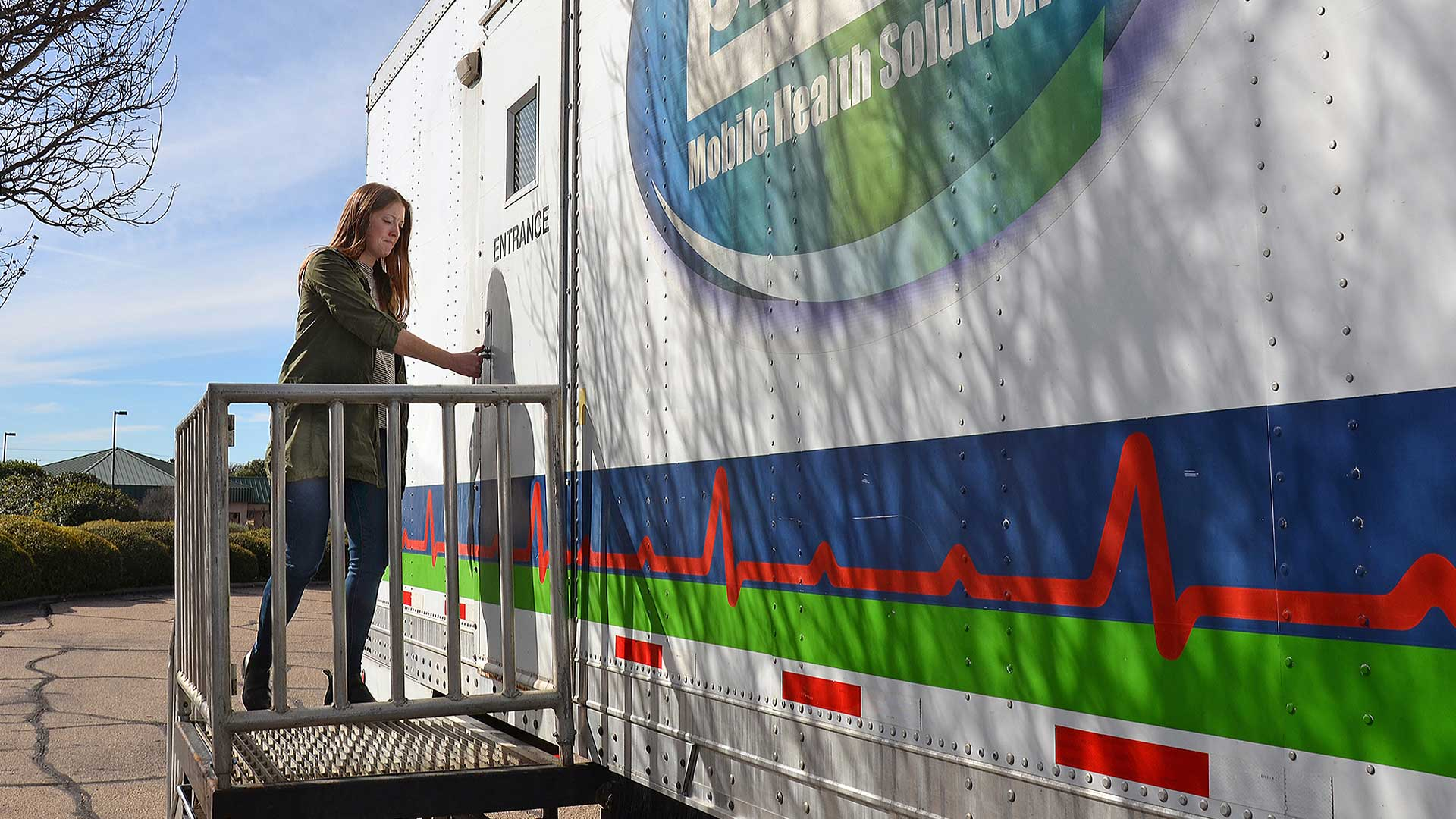 Health on Wheels