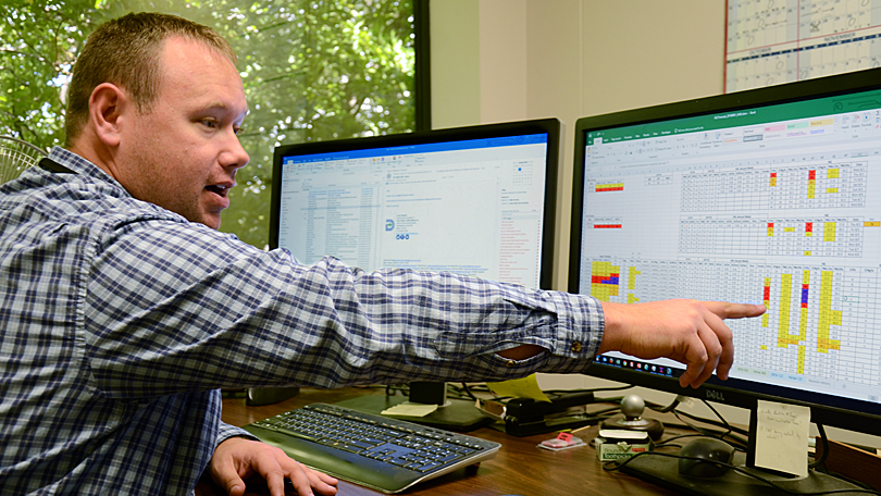 Modeled for success: TCEQ meteorologists constantly seek to improve