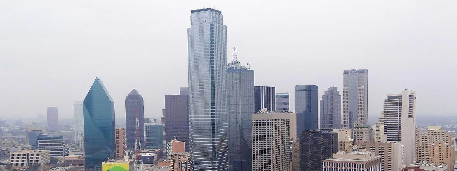 AQI Air Quality Dallas