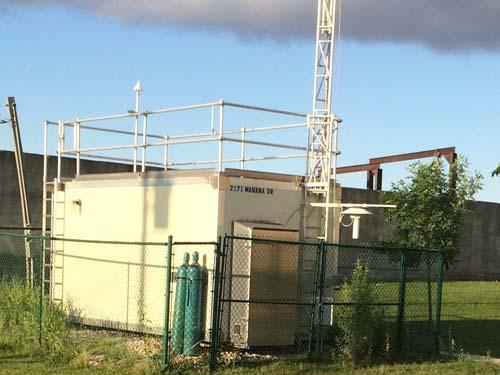 Dallas Elm Fork site picture