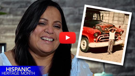 Celebrating Hispanic Heritage Month: A Conversation with Marie Gomez