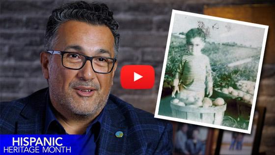 Celebrating Hispanic Heritage Month: A Conversation with Ramiro Garcia, Jr.