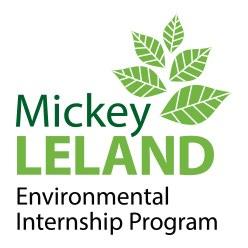 Mickey Leland Environmental Internship Program Logo