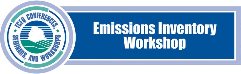 Emissions Inventory Workshop Banner