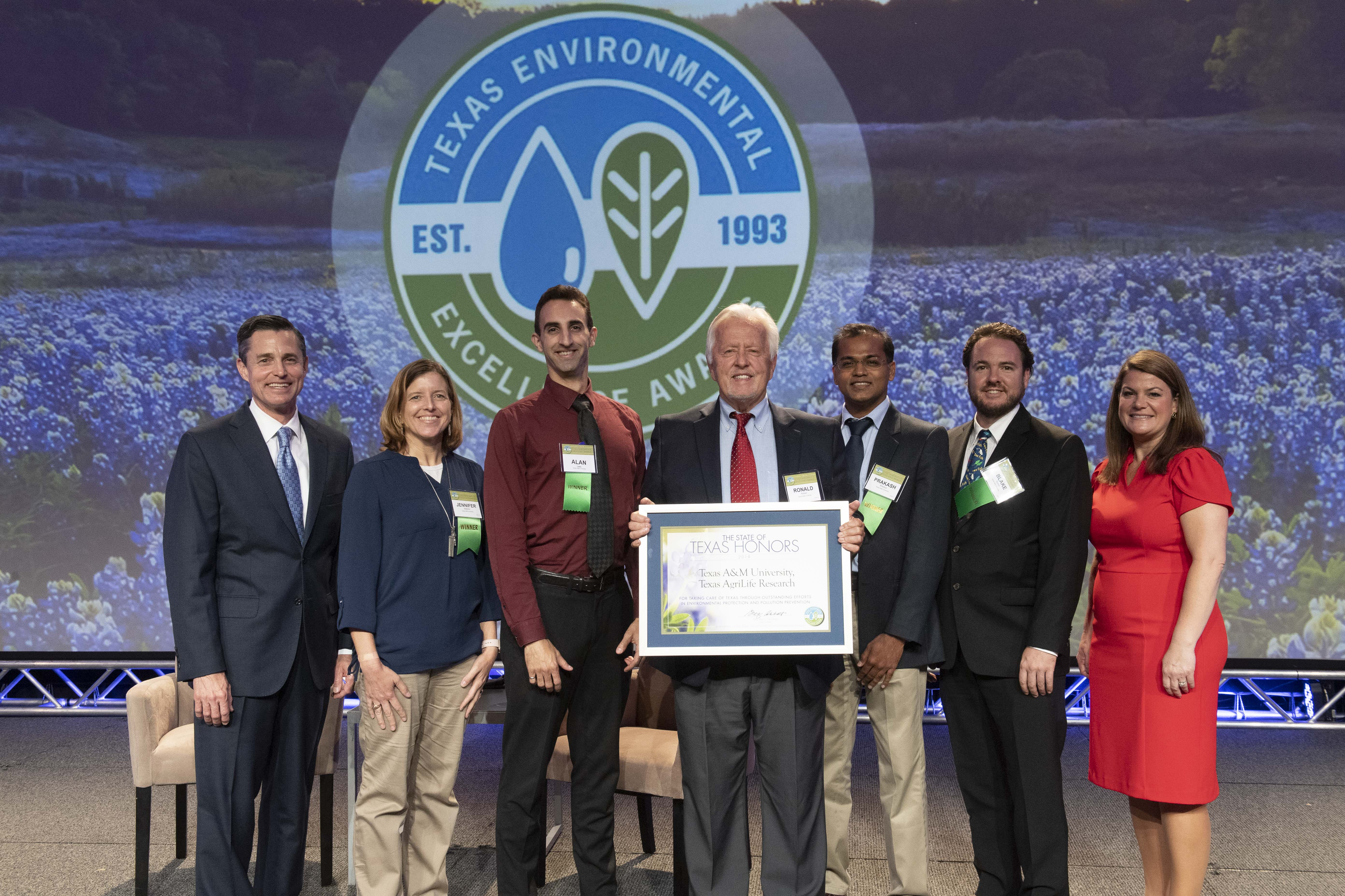2019 Water Conservation Winner