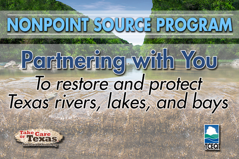 Partnering with you to protect and restore Texas rivers, lakes, and bays.