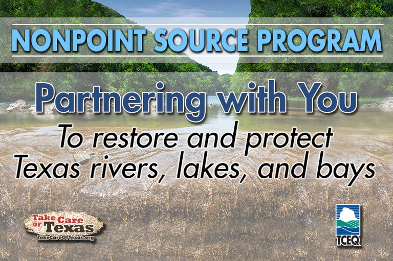 Partnering with you to restore and protect Texas rivers, lakes, and bays.