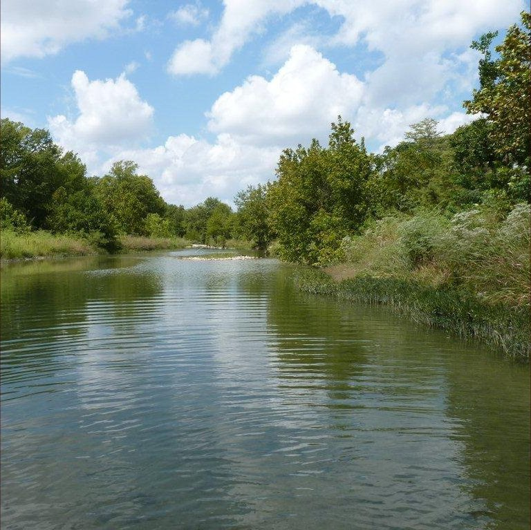 Guadalupe River at Splitrock Road
