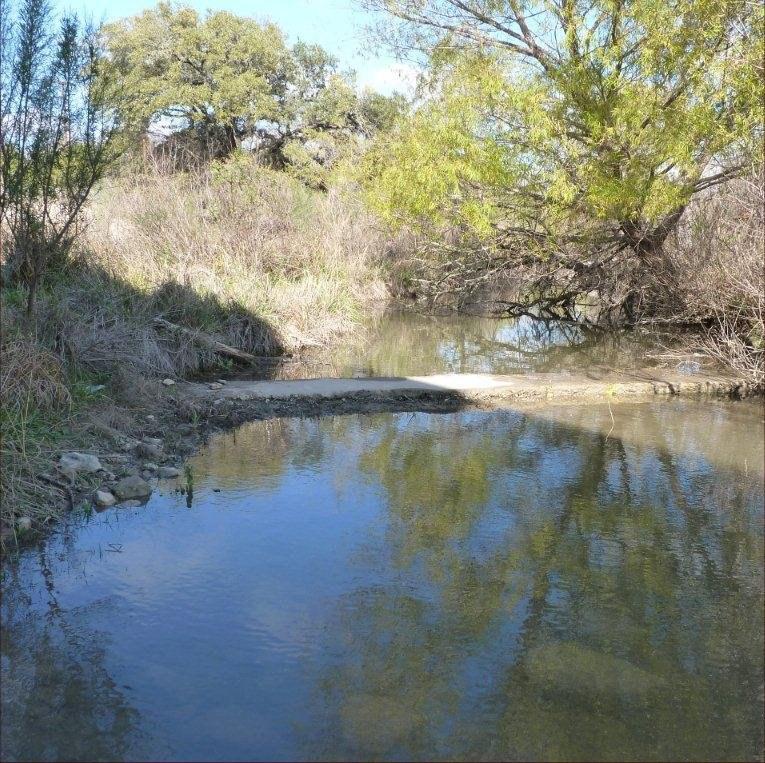 Quinlan Creek at Loop 534