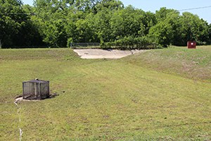 Copperhead Detention Basin After Cleanout